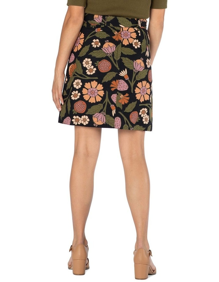 Fruits And Flora Skirt image 3