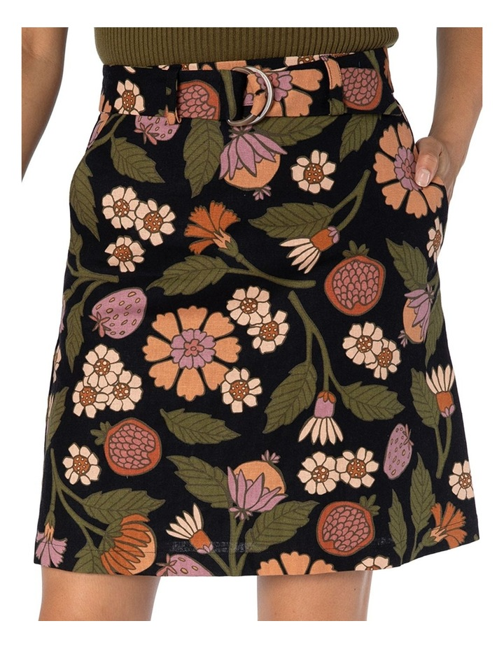 Fruits And Flora Skirt image 4