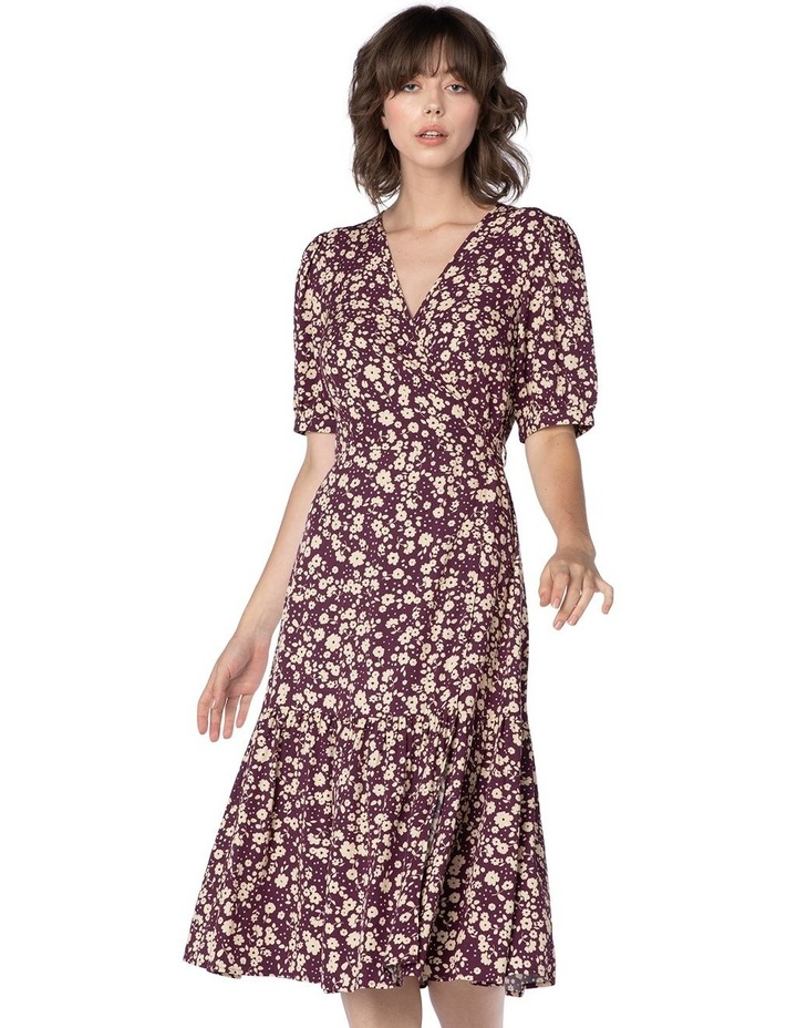 Clementine Wrap Dress image 1