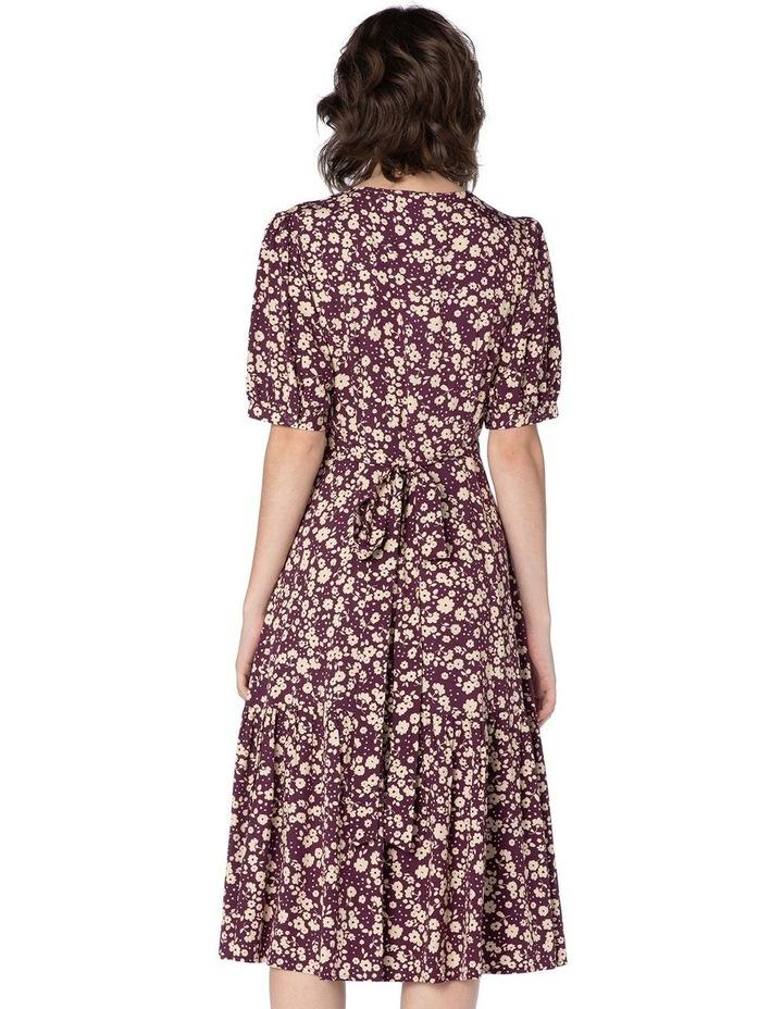 Clementine Wrap Dress image 3