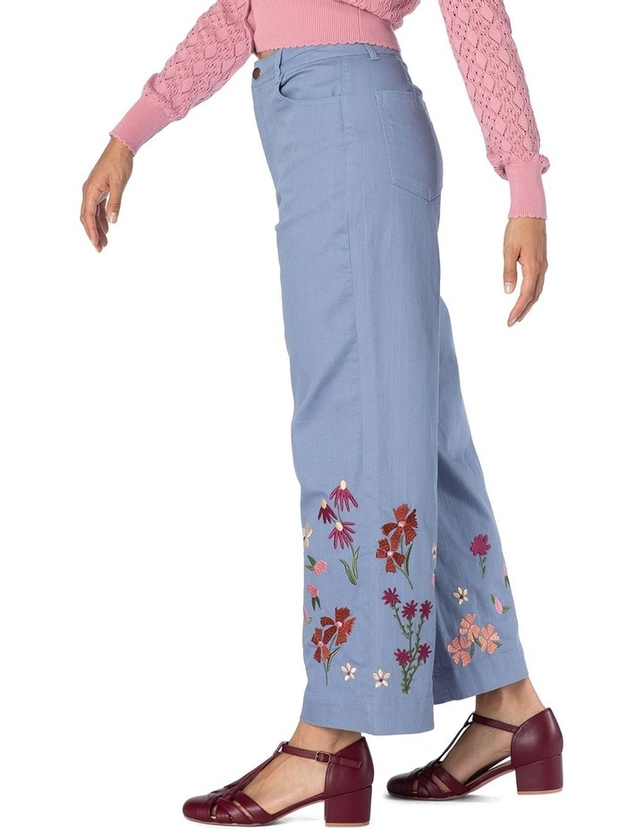 Ingrid Embroidery Jeans image 2