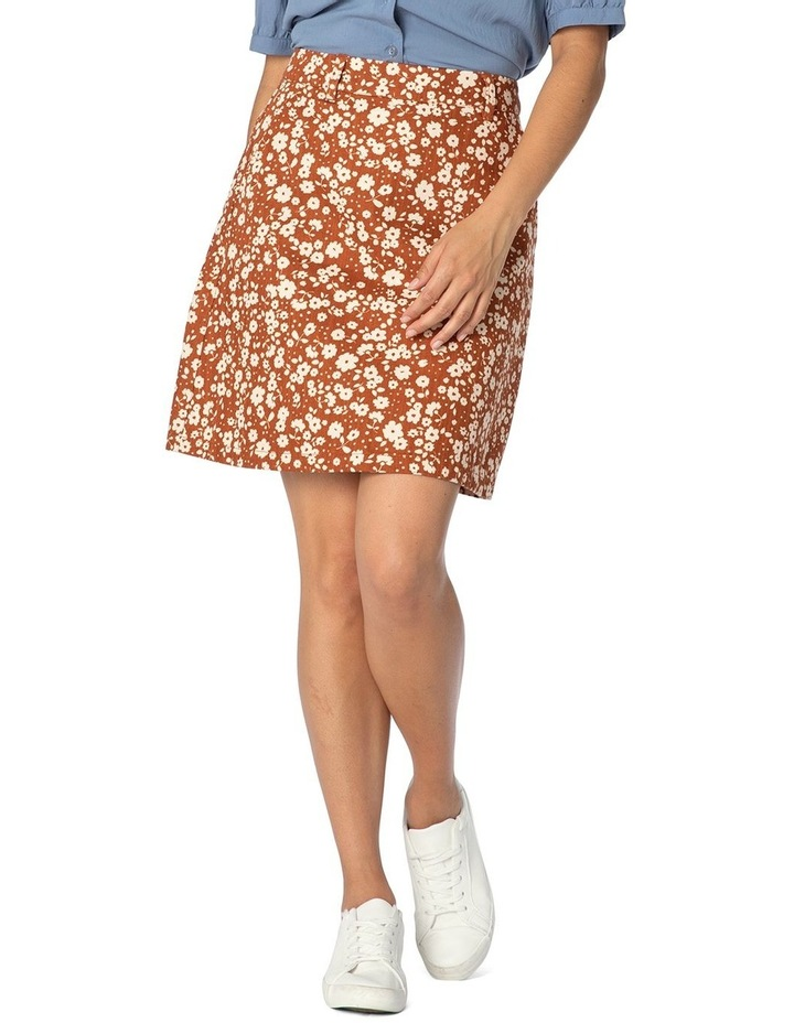 Clementine Drill Skirt image 1