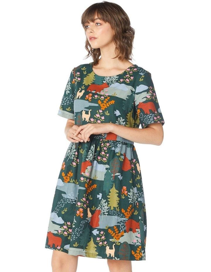 Woodland Bear Dress image 2
