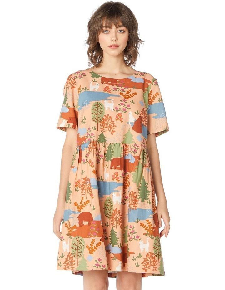Woodland Bear Dress image 1