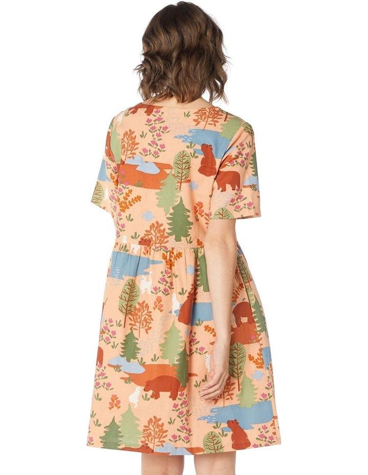 Woodland Bear Dress image 3