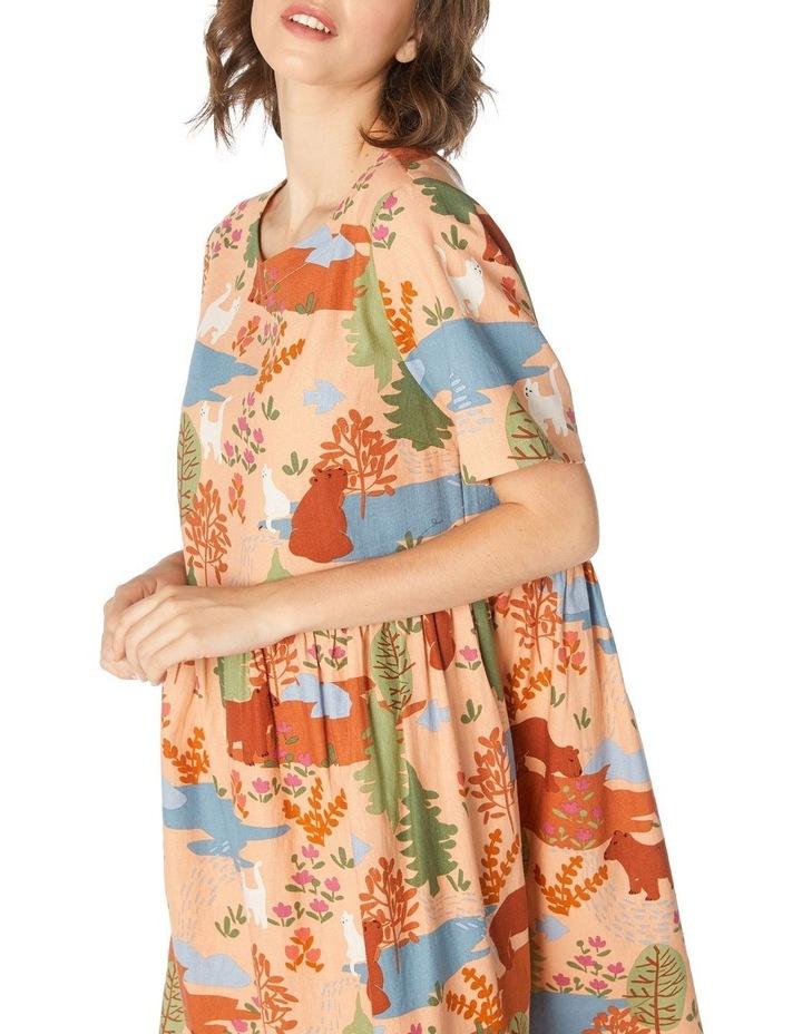 Woodland Bear Dress image 4