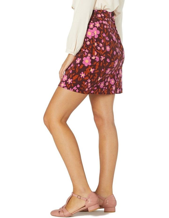 Meadow Cord Skirt image 2