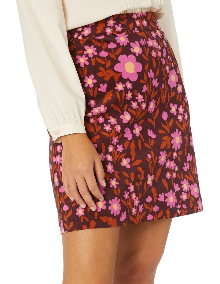 Meadow Cord Skirt image 4