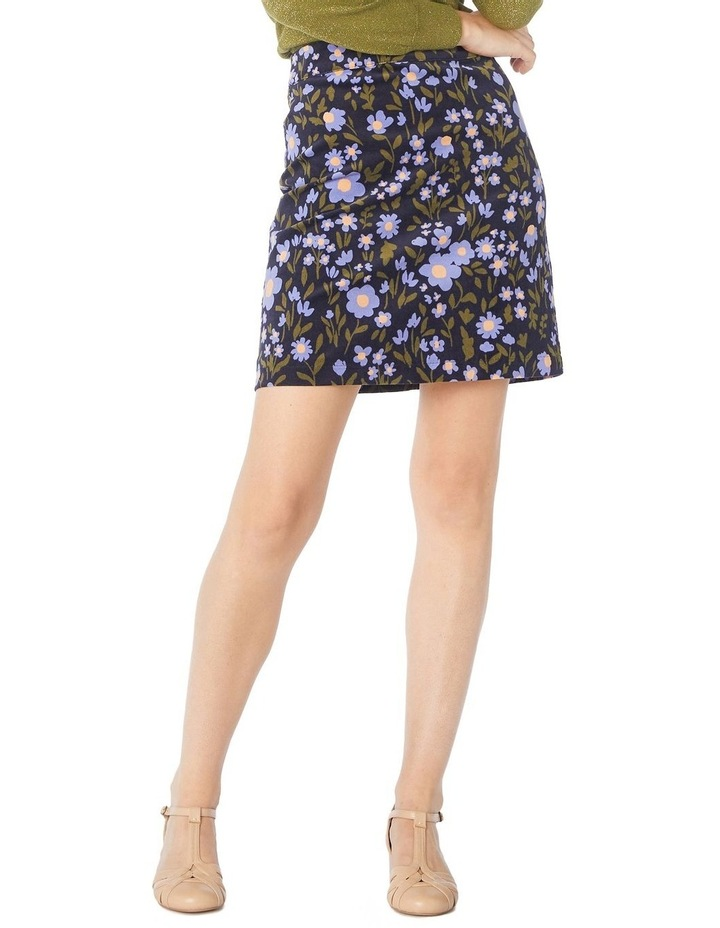 Meadow Cord Skirt image 1