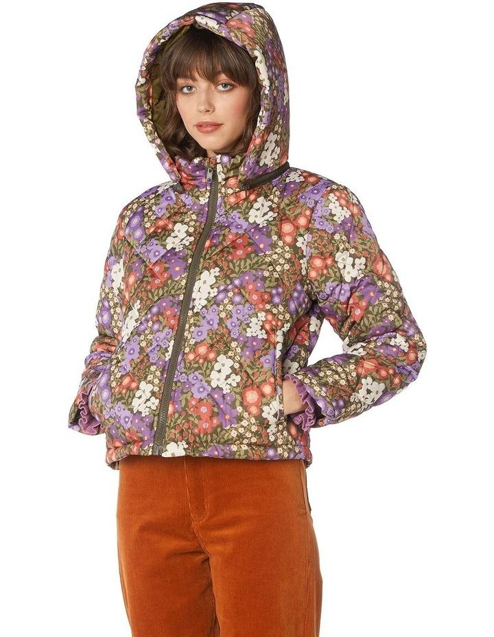 Garden Flora Puffer Jacket image 2