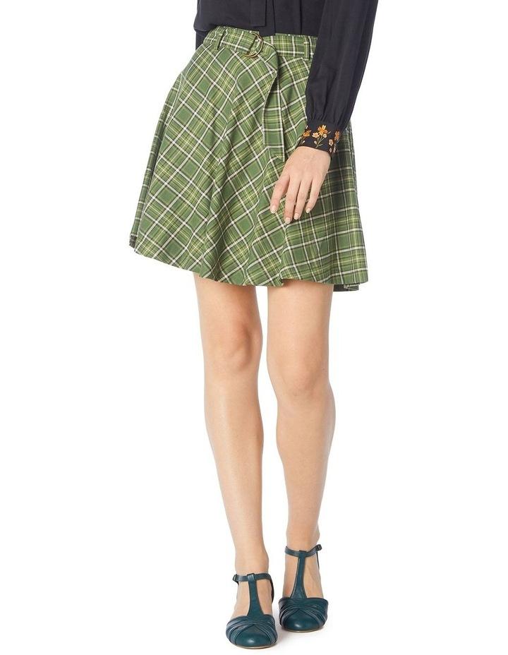Billy Check Skirt image 1
