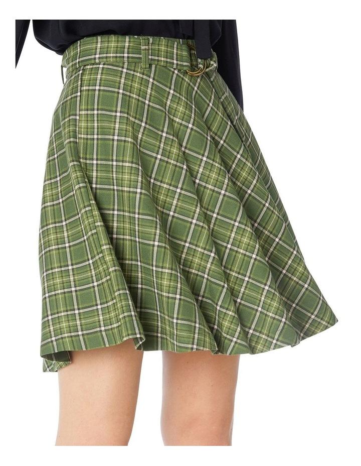 Billy Check Skirt image 4
