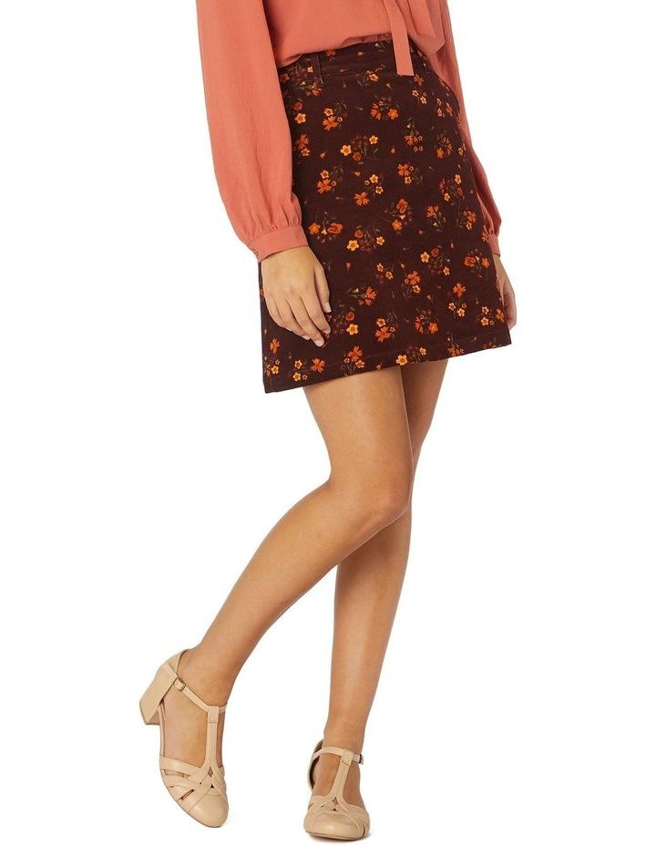 Ondine Cord Skirt image 1