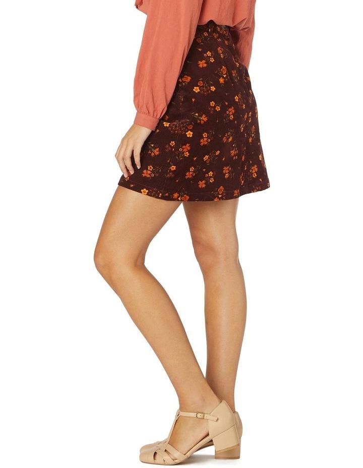 Ondine Cord Skirt image 2