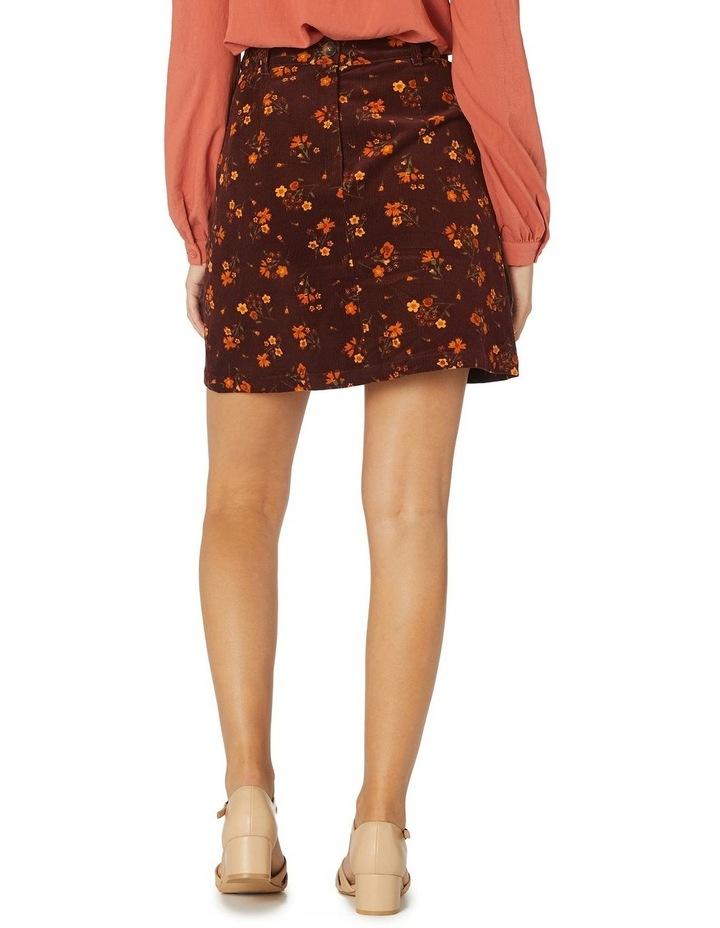 Ondine Cord Skirt image 3