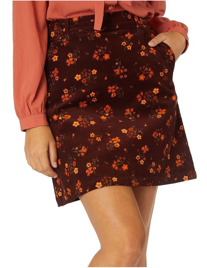 Ondine Cord Skirt image 4