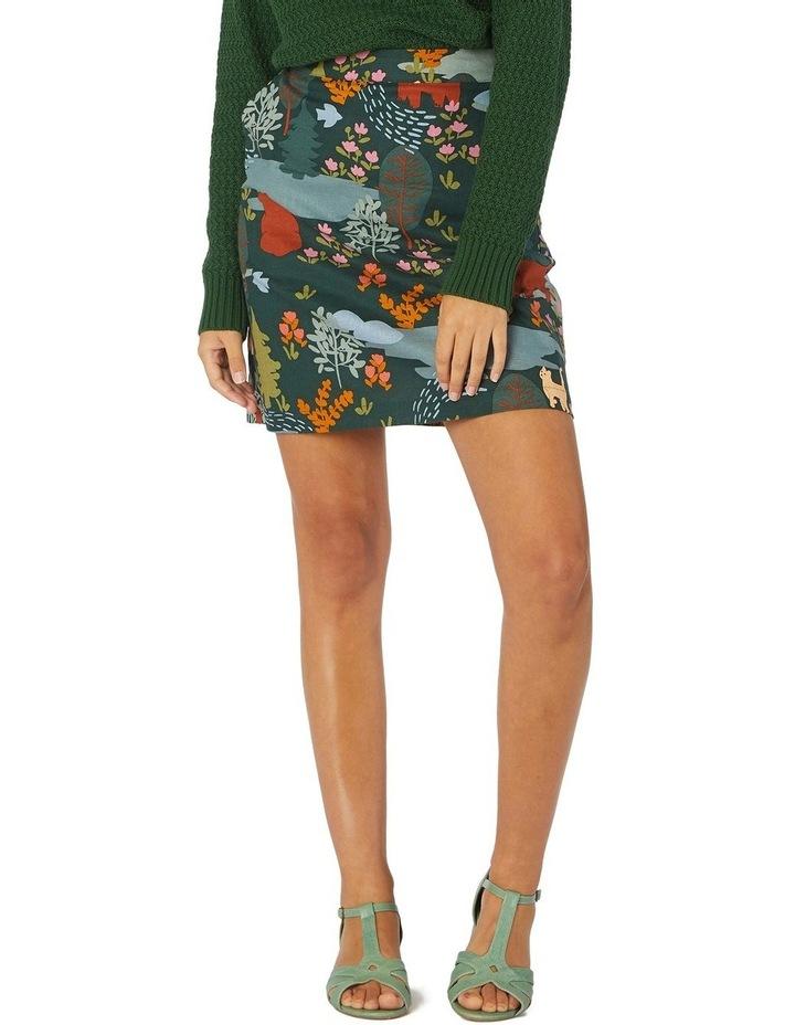 Woodland Bear Skirt image 1