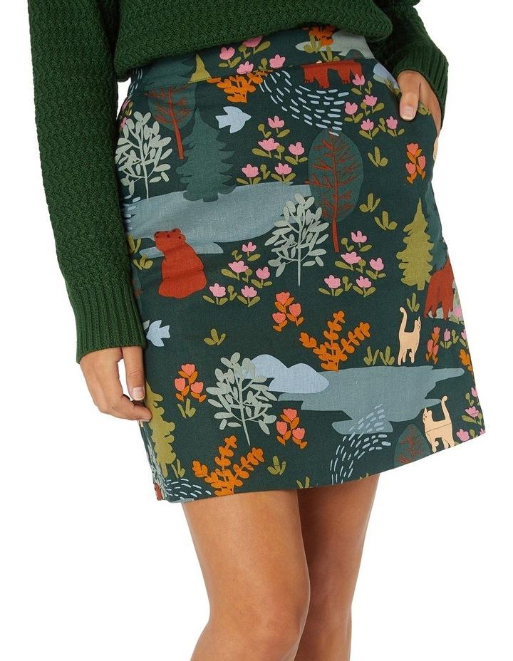 Woodland Bear Skirt image 4