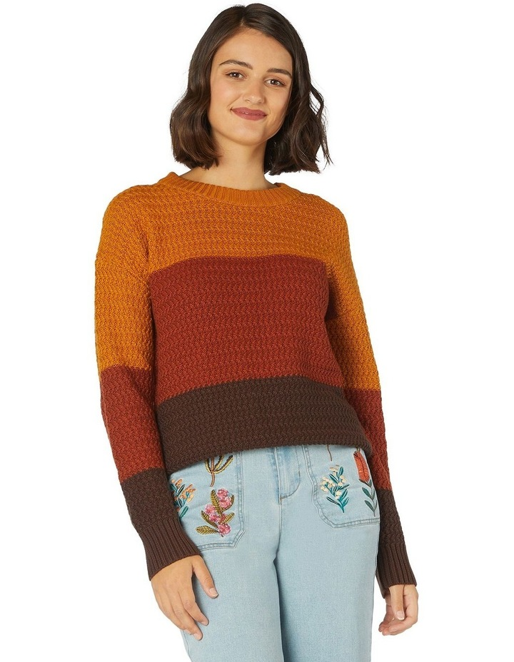 Mila Stripe Sweater image 1