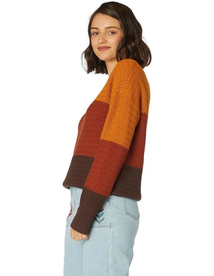Mila Stripe Sweater image 2