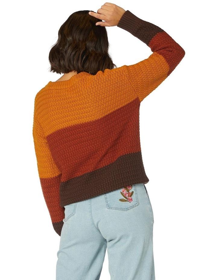 Mila Stripe Sweater image 3