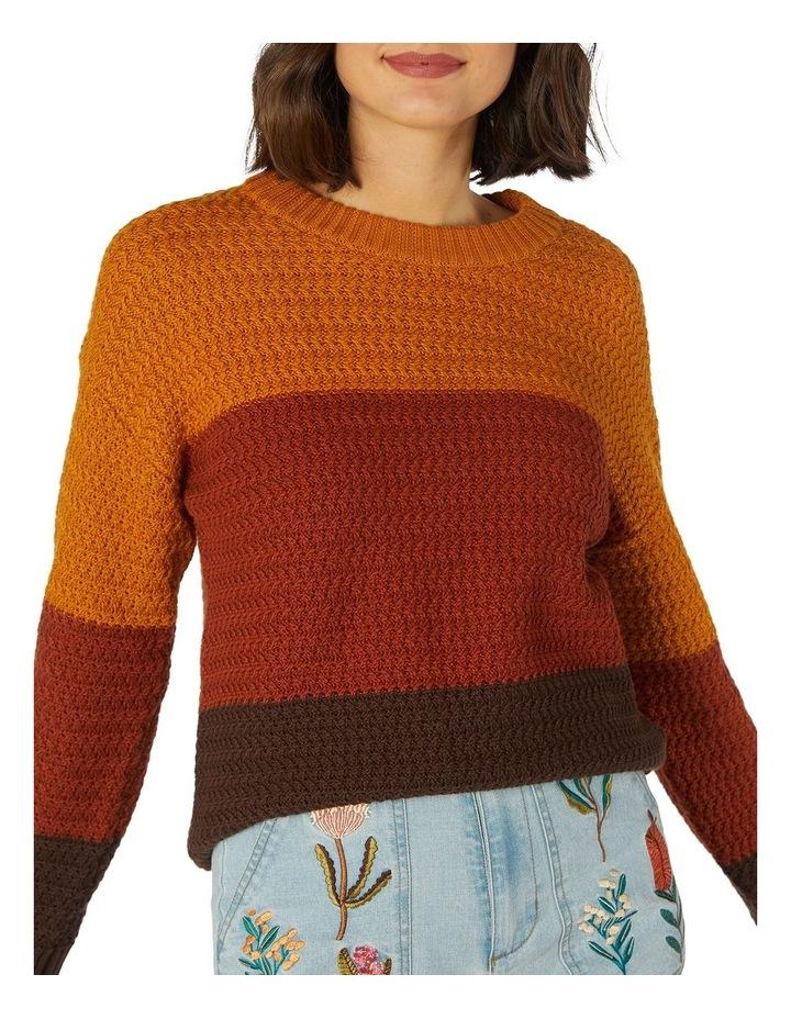 Mila Stripe Sweater image 4