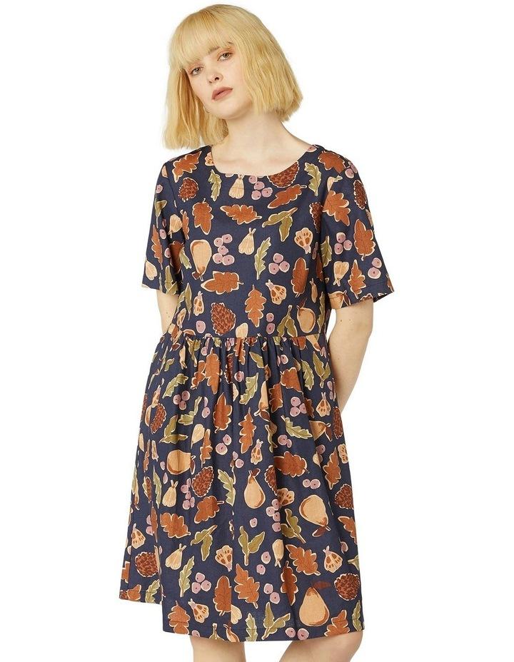 Forest Print Dress image 1