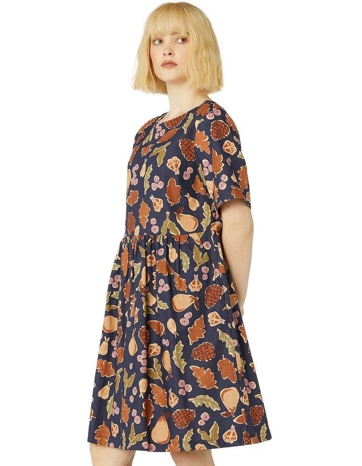 Forest Print Dress image 2