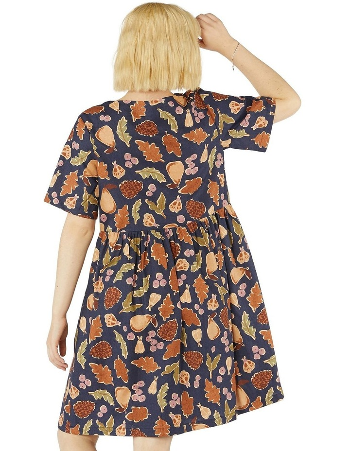 Forest Print Dress image 3