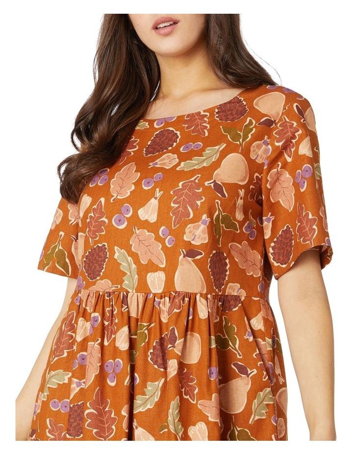 Forest Print Dress image 4