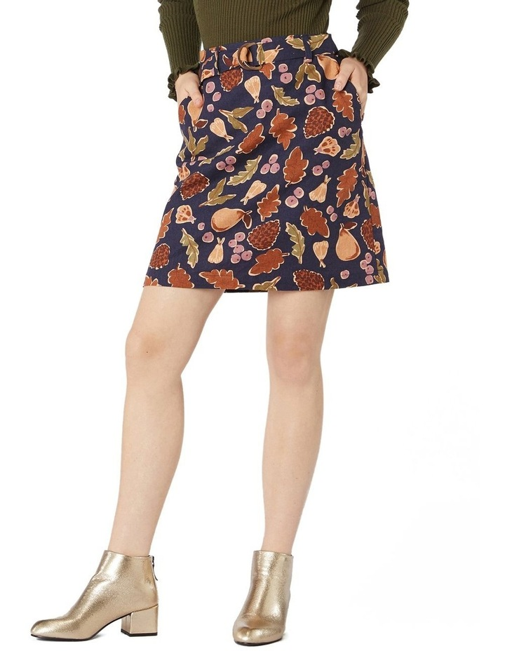 Forest Print Skirt image 1