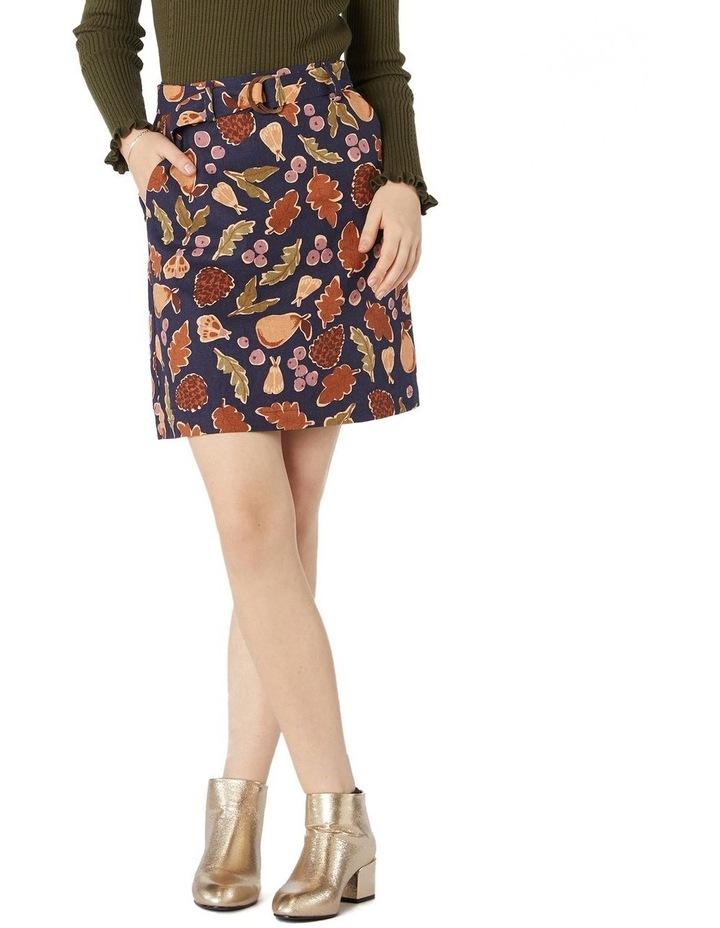Forest Print Skirt image 2