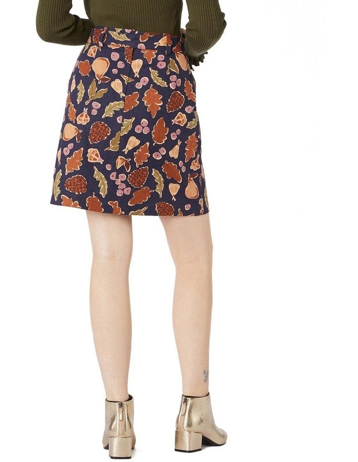 Forest Print Skirt image 3