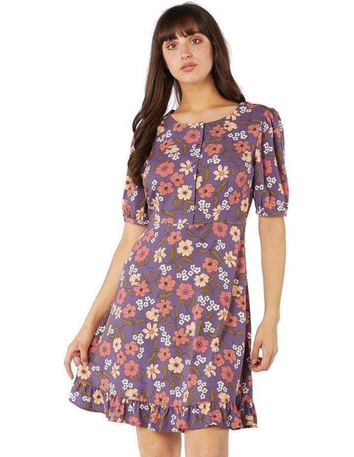 Kayla Floral Dress image 1