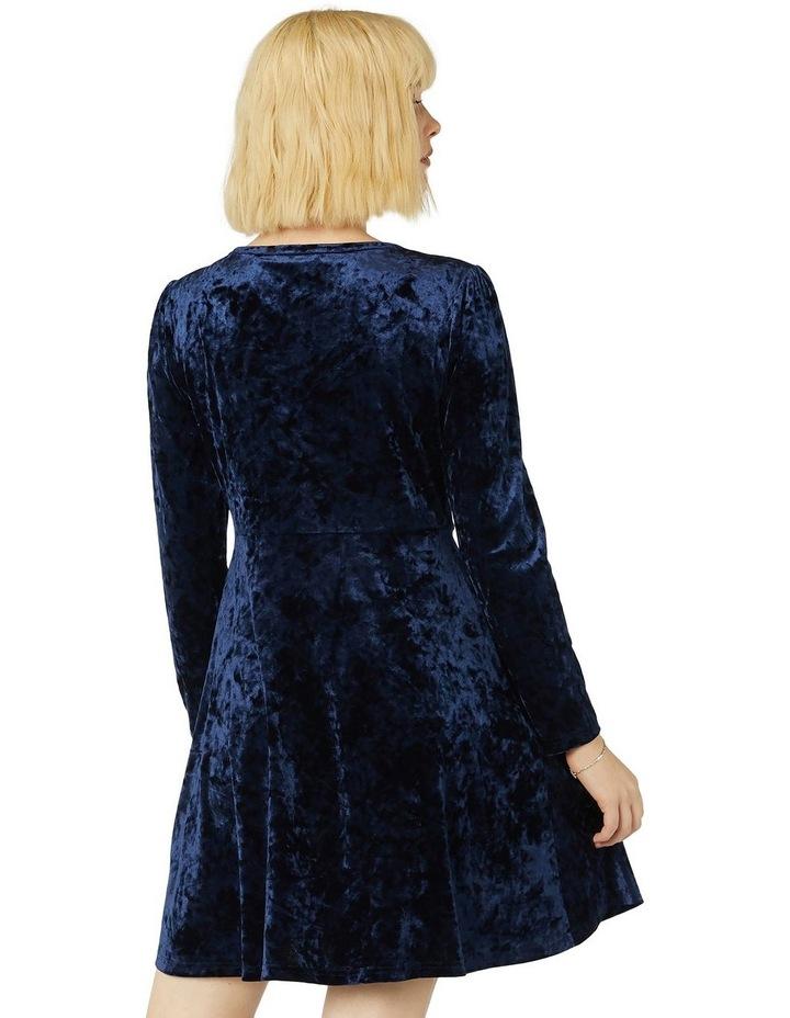 Adora Velvet Dress image 3