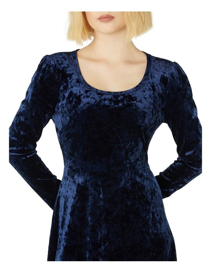Adora Velvet Dress image 4