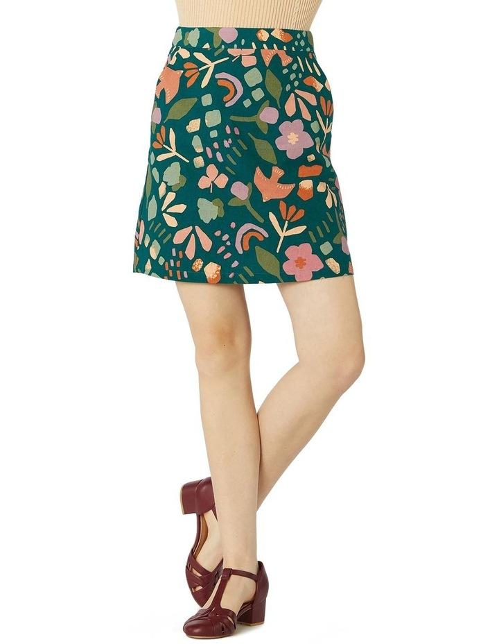 Hazel Geo Skirt image 1