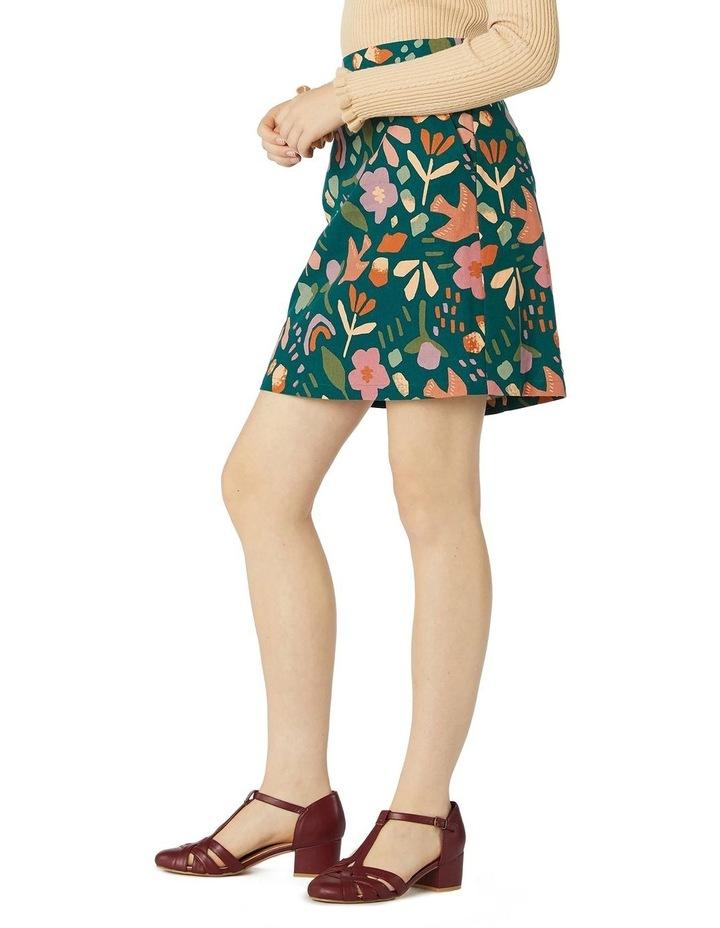 Hazel Geo Skirt image 2