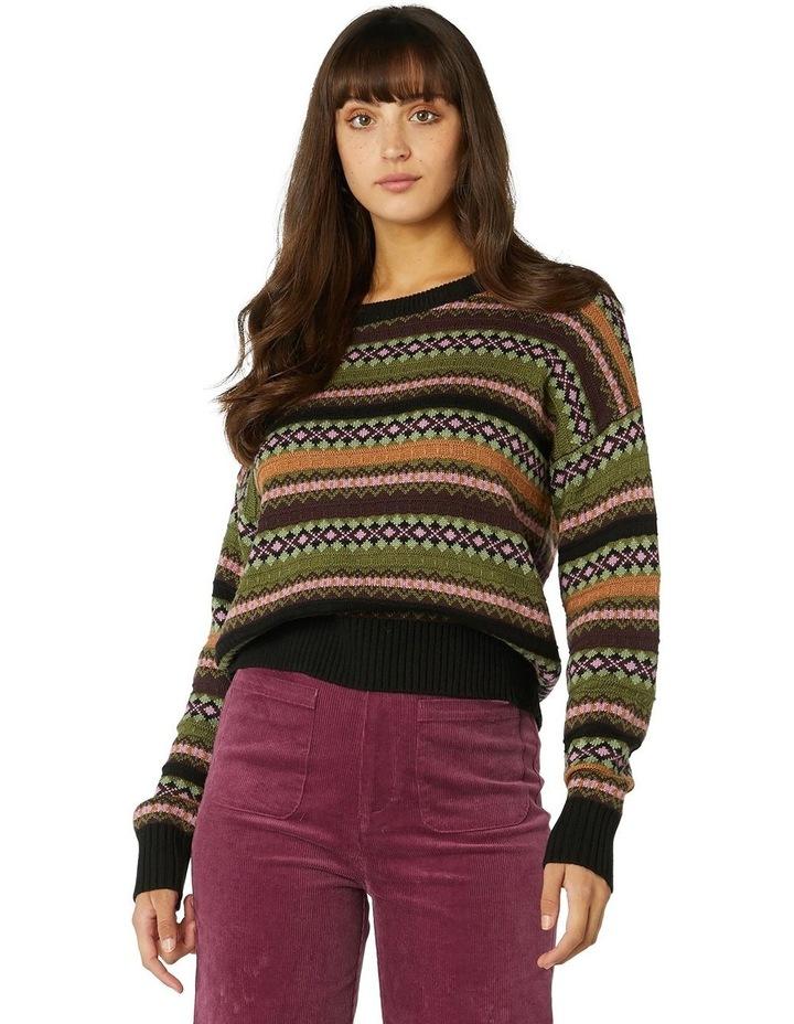 Fairisle Sweater image 1