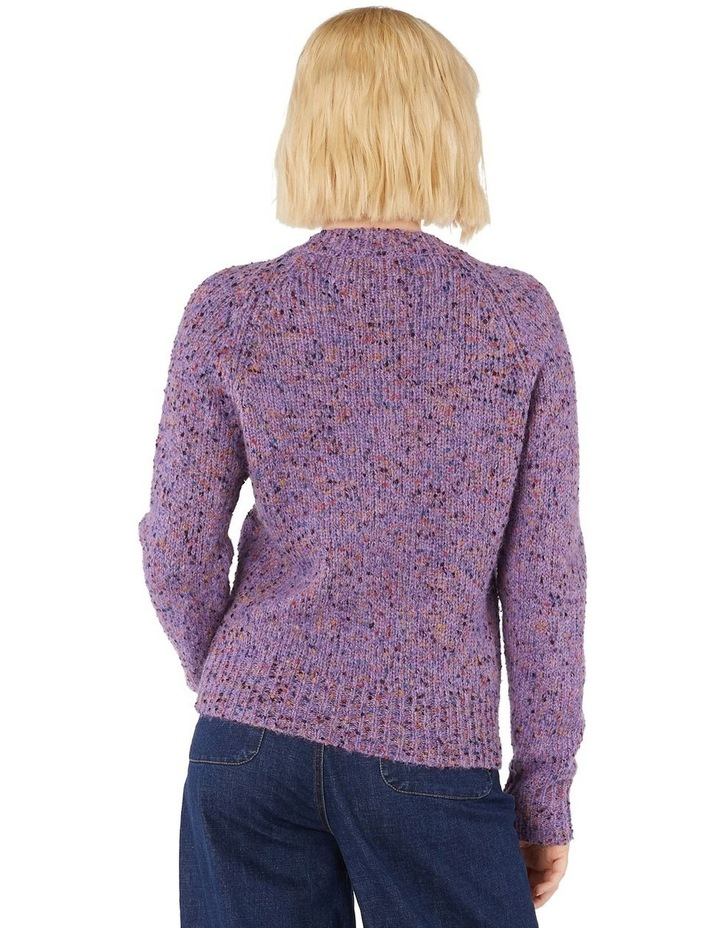 Speckled Sweater image 3