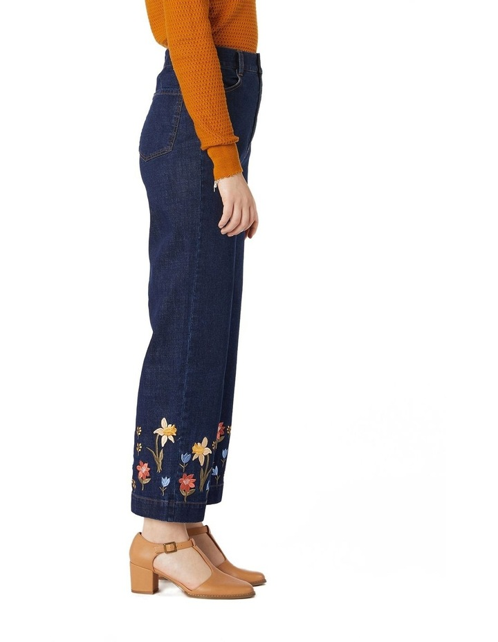 Winona Embroidered Jeans image 2