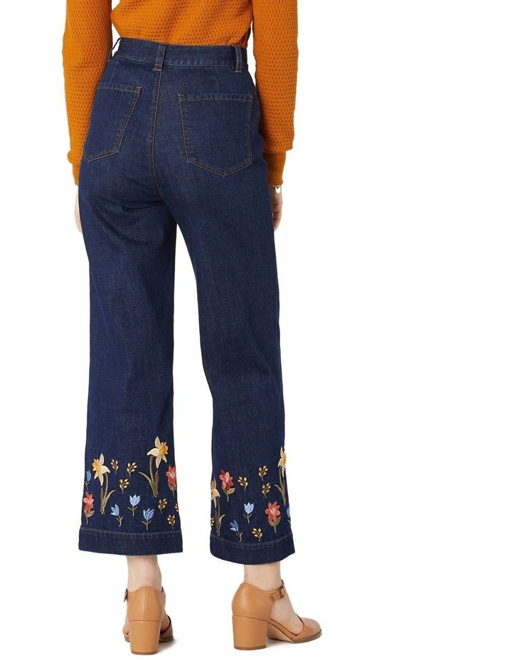 Winona Embroidered Jeans image 3