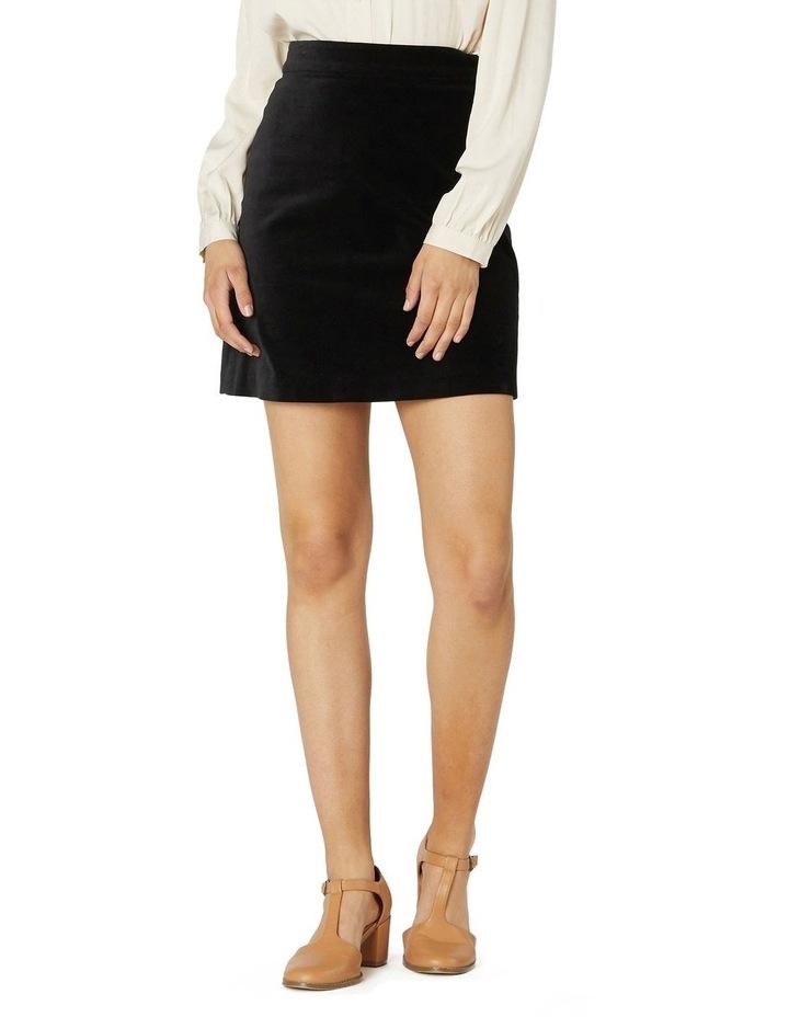 Rachel Velvet Skirt image 1