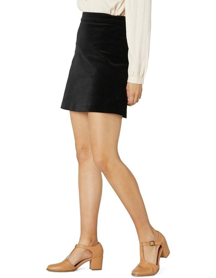 Rachel Velvet Skirt image 2