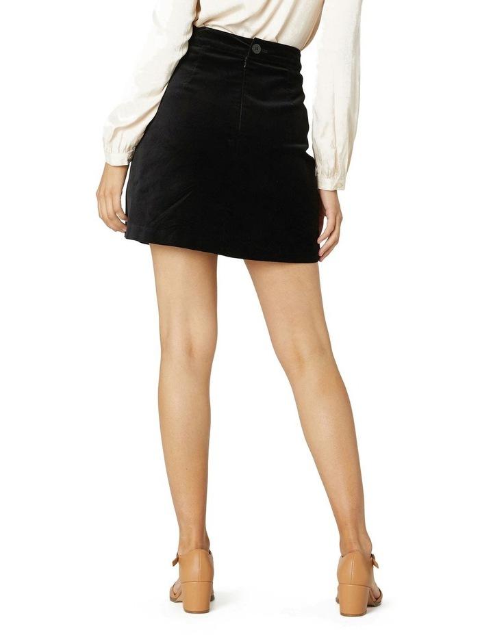 Rachel Velvet Skirt image 3