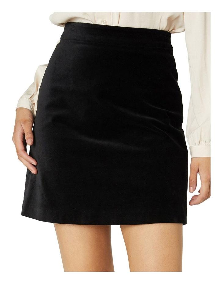 Rachel Velvet Skirt image 4