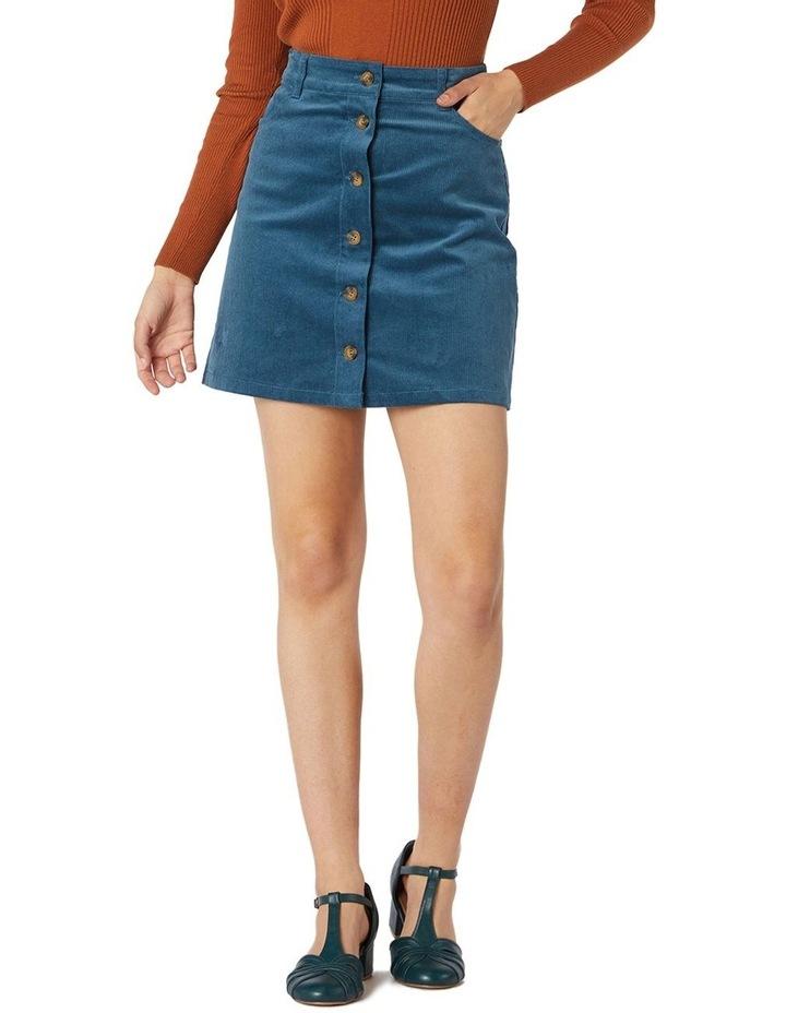 Samantha Cord Skirt image 1