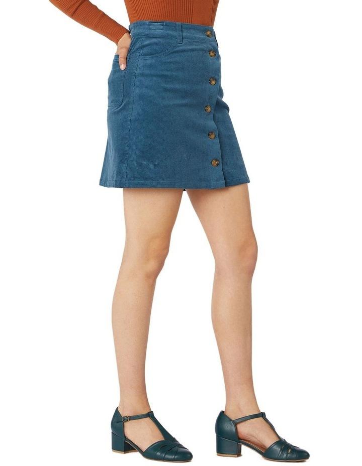 Samantha Cord Skirt image 2