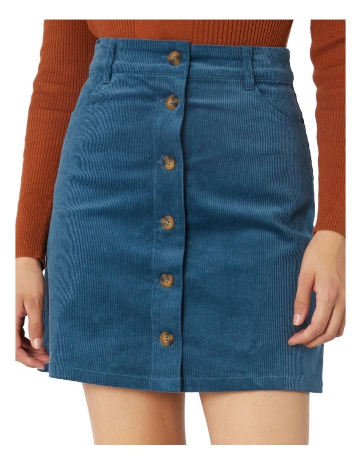 Samantha Cord Skirt image 4