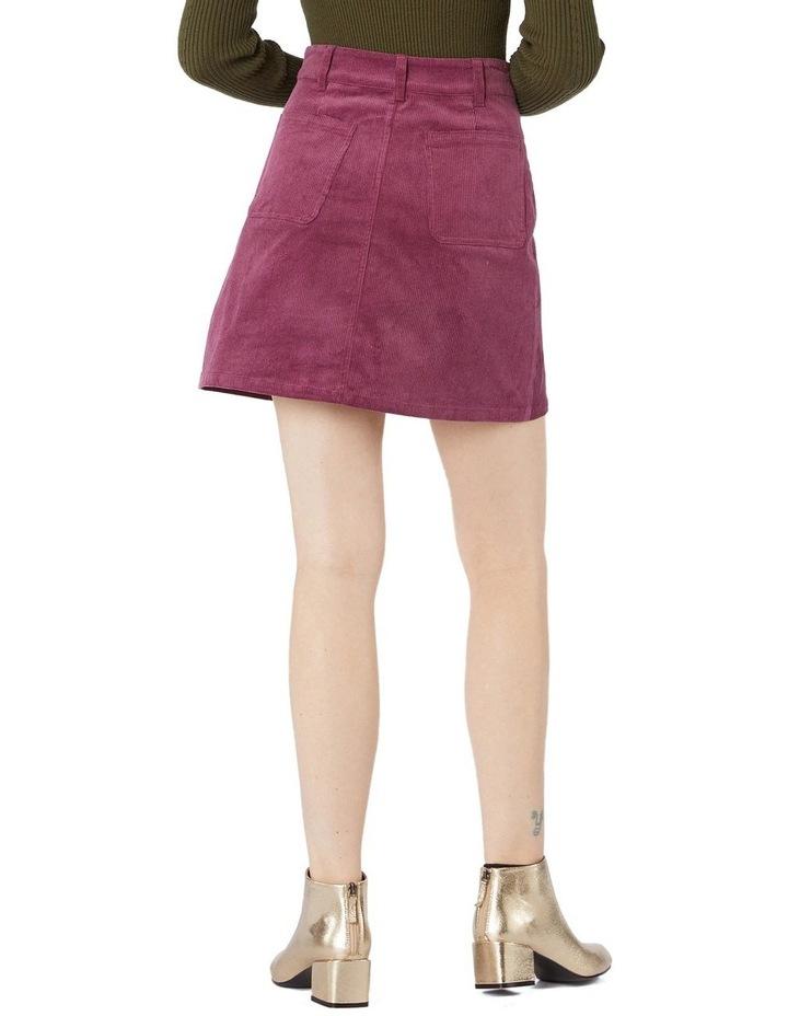 Samantha Cord Skirt image 3
